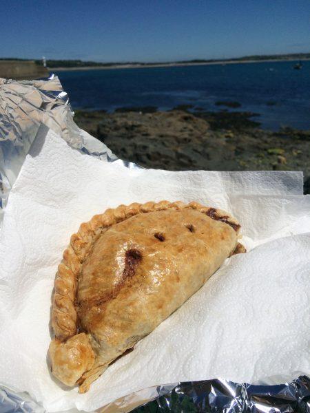 Cornish pasty (c) Tehmina Goskar