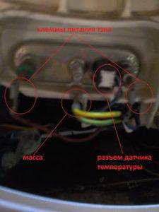 Замена подшипников Индезит, Ремонт стиральных и посудомоечных машин