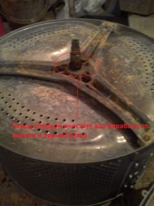 барабан стиральной машины вирпул