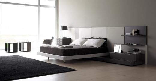 Идеи для спальни в стиле минимализм