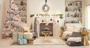 Новогодний интерьер квартиры