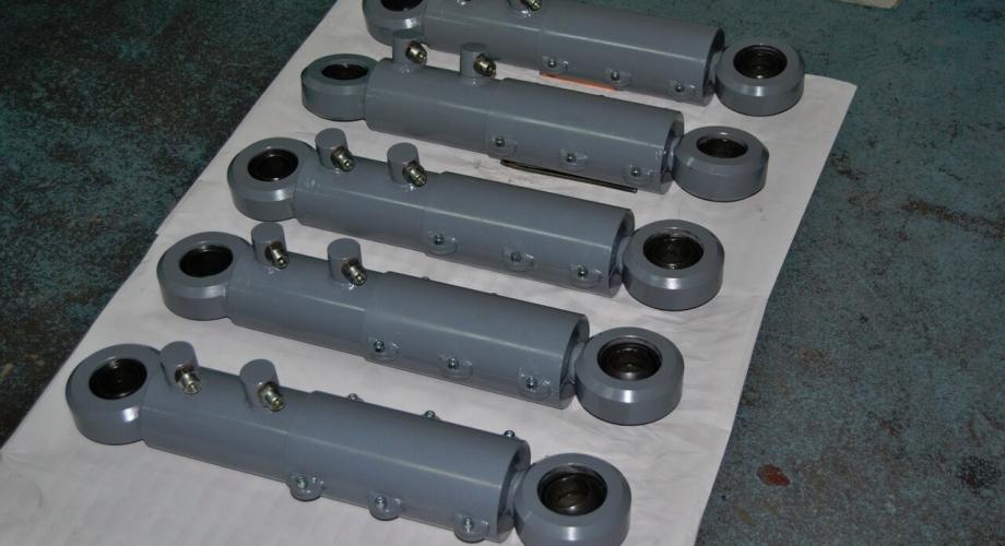Изработка на нови хидраулични цилиндри