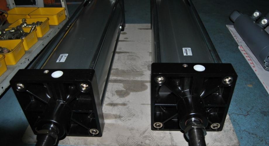 Производство на пневматски цилиндри во сите димензии