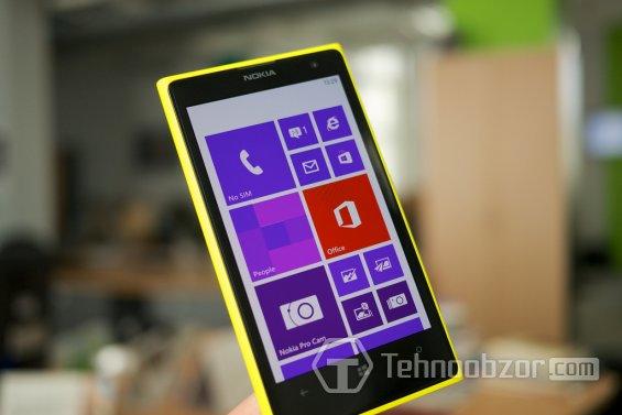 Обзор смартфона Nokia Lumia 1020 и Nokia Lumia 925