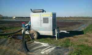 дизельная насосная станция