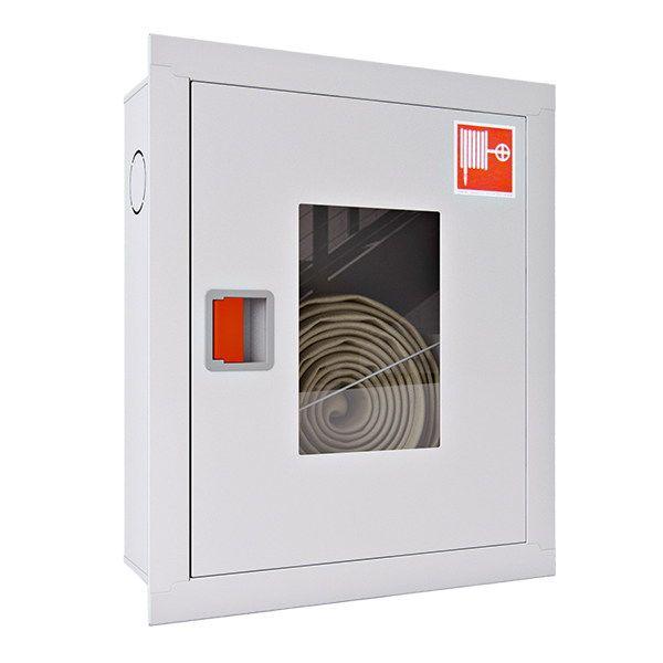 Шкаф пожарный ШПК-310 ВО встроенный без задней стенки 600х600х230мм (00115)