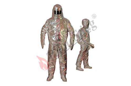 Costum Pompieri Aluminiat