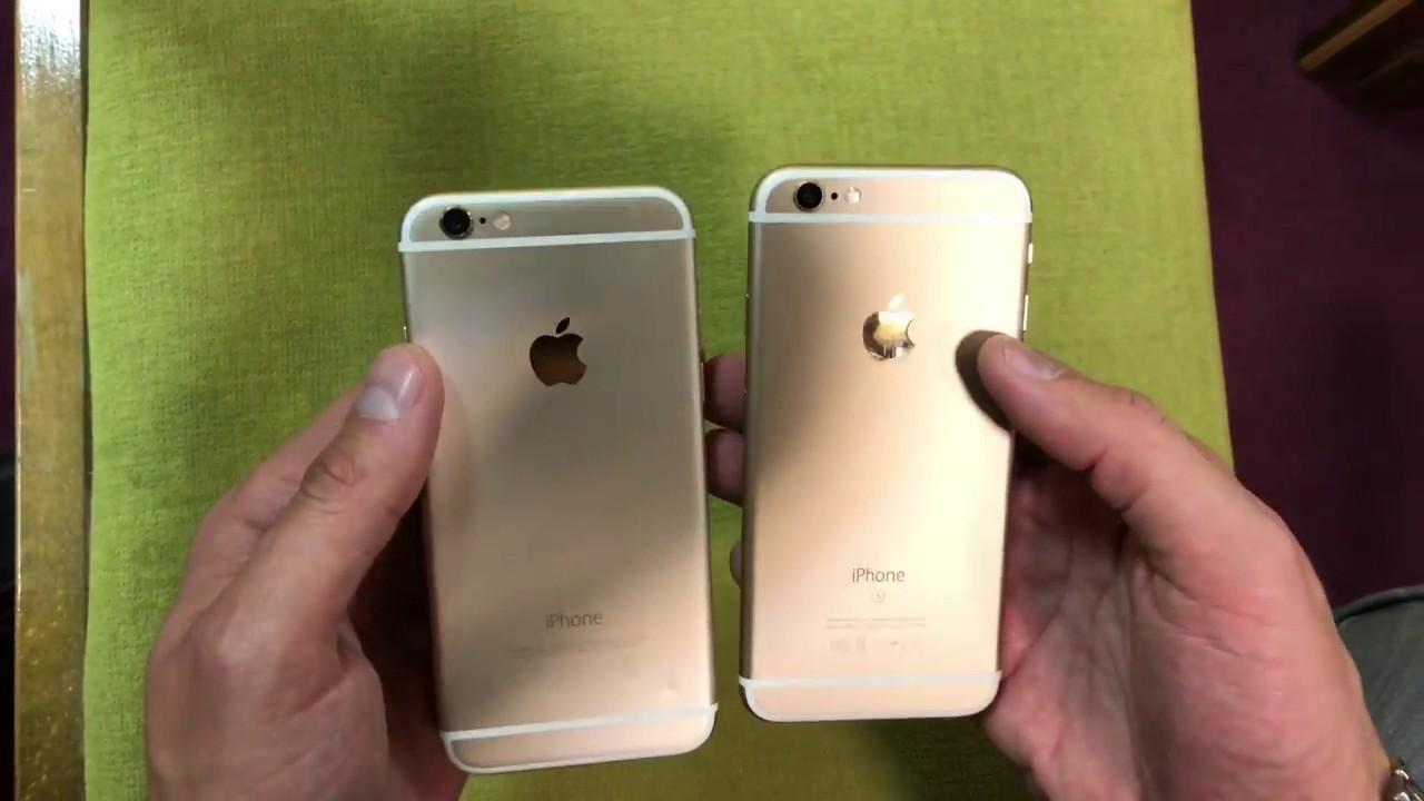 iPhone ปลอมและเป็นต้นฉบับ
