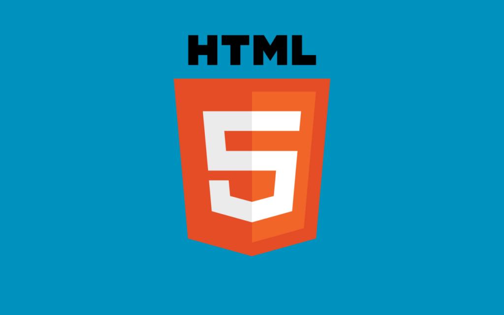 HTML 5.