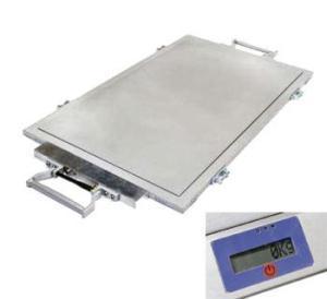 Uređaj za merenje osovinskog opterećenja vozila (vaga)