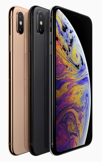 Vse tri barve za iPhone Xs. Foto: Apple