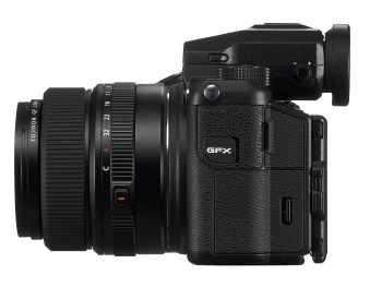 Fuji GFX 50S. Foto Fujifilm