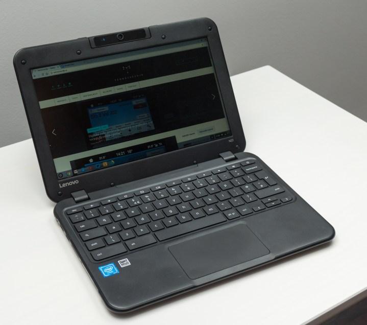 Mali chromebook ponuja veliko za skromnih 150 evrov.