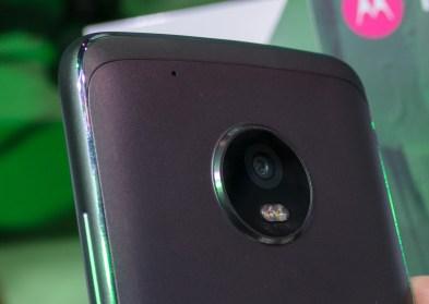 Fotoaparat Moto G5 plus