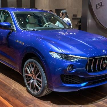 Maserati Levante.
