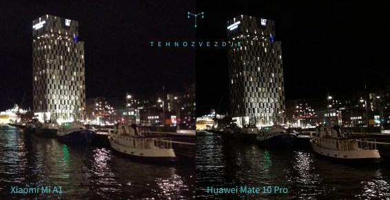 Huawei Mate 10 Pro v slabši svetlobi pokaže, zakaj je veliko dražji od Xiaomija.