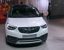 Opel Merivo nadomešča z modelom Crossland X.