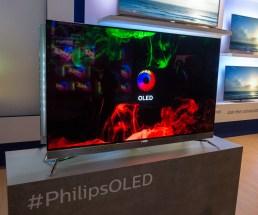 Prvi televizor Philips OLED prihaja novembra. Stal bo tri tisoč evrov.