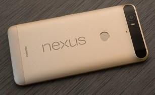 Nexus 6p je velik, v kovino odet telefon. Lahko je tudi v zlati barvi.