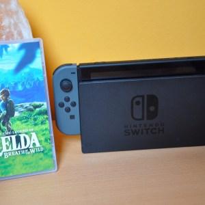 Legend of Zelda in Switch najbolj udarna kombinacija ta hip
