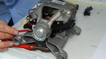 ремонт двигателя стиральной машины Одесса
