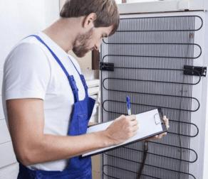 Замена термостата в холодильнике Одесса