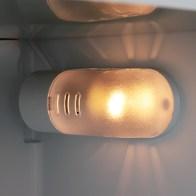 Замена лампочки холодильника