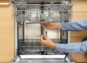 Замена уплотнителя в посудомоечных машинах в Одессе