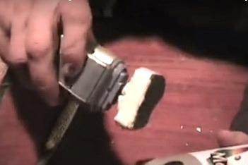 Elektrobritva shlifmashinka samodelka