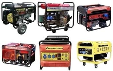 Генератор энергии - применение, технические параметры