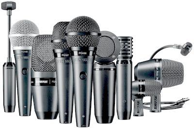 Микрофон. Виды и устройство. Работа и применение. Как выбрать