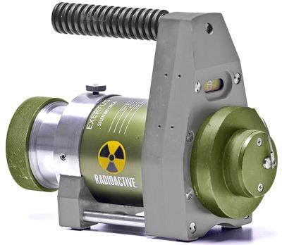 Defektoskop radiatsionnyi