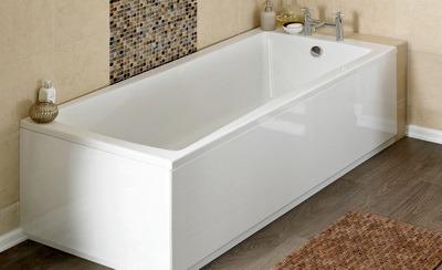 Ванна для ванной комнаты. Виды и как выбрать. Материал