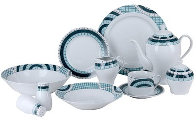 Столовая посуда. Виды и применение. Материал и особенности