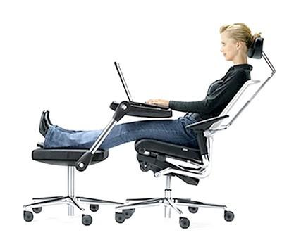 Компьютерное кресло. Виды и устройство. Как выбрать и особенности