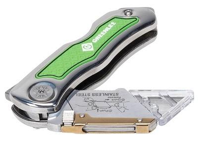 Монтажный нож. Виды и применение. Лезвия и особенности. Работа