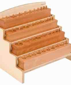 Stand for cylinder blocks - Nienhuis Montessori