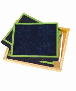 Write activity cards set: advanced - Educo