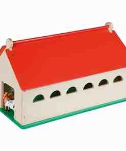 Farmhouse wood - Educo
