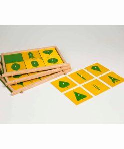Botany cabinet - Nienhuis Montessori