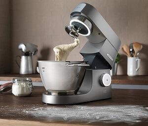 Quigg Profi Küchenmaschine 2021