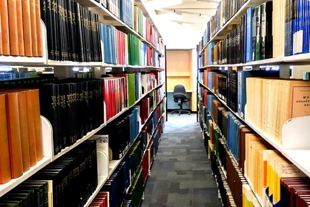 電験3種の勉強に利用した図書館。