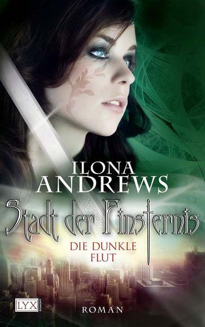 """Cover """"Stadt der Finsternis 2 - Die Dunkle Flut"""""""