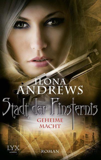 """Cover """"Stadt der Finsternis 6 - Geheime Macht"""""""
