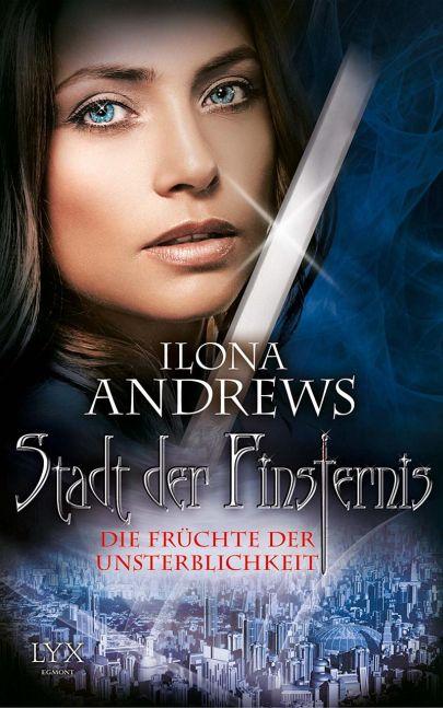 """Cover """"Stadt der Finsternis - Die Früchte der Unsterblichkeit"""" ©"""