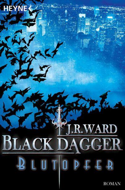 """Cover """"Black Dagger 2 - Blutopfer"""""""
