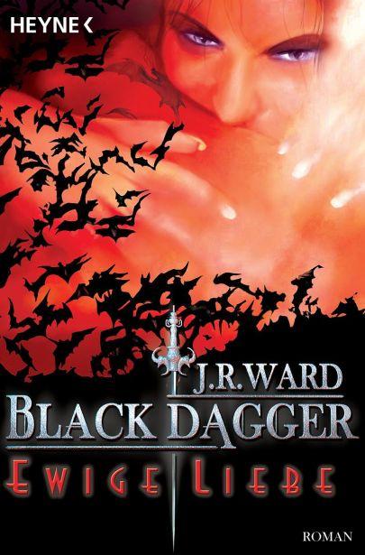 "Cover ""Black Dagger 3 - Ewige Liebe"""