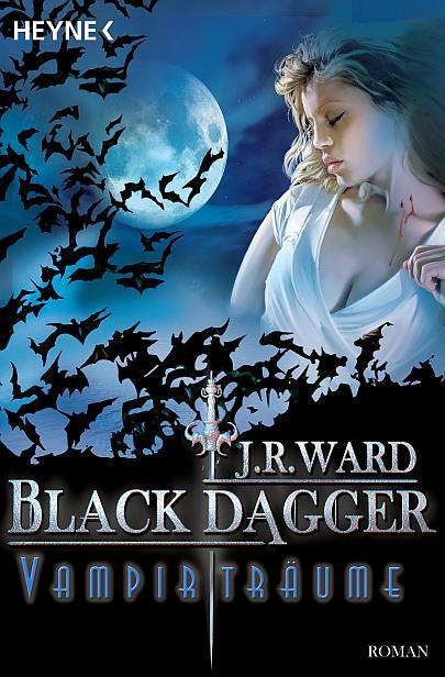 """Cover """"Black Dagger 12 - Vampirträume"""""""