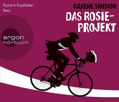 "Cover Graeme Simsion: ""Das Rosie-Projekt"""