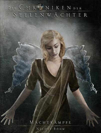 """Cover """"Die Chroniken der Seelenwächter 8 - Machtkämpfe"""""""